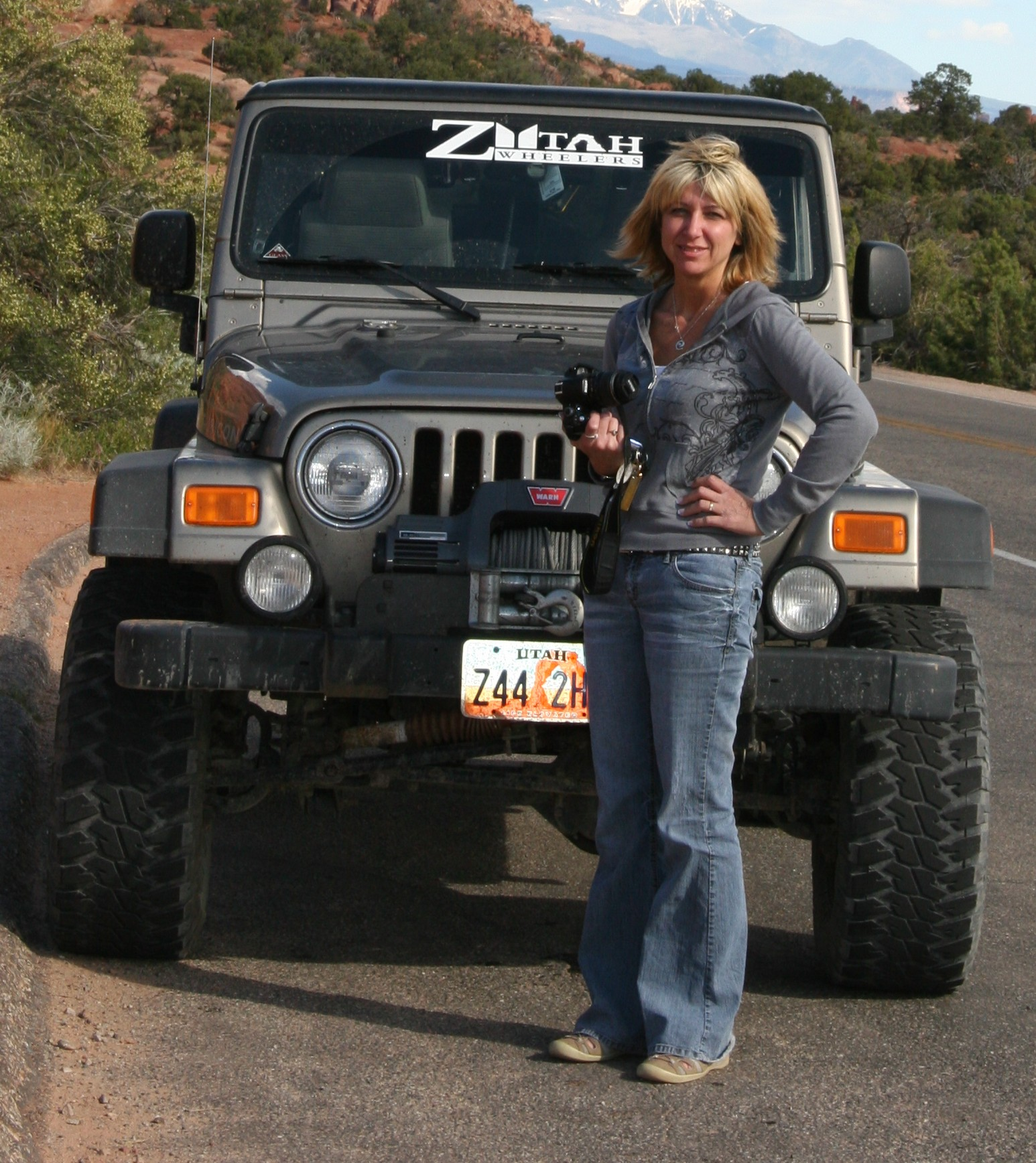 1000+ Images About Women And Jeeps On Pinterest