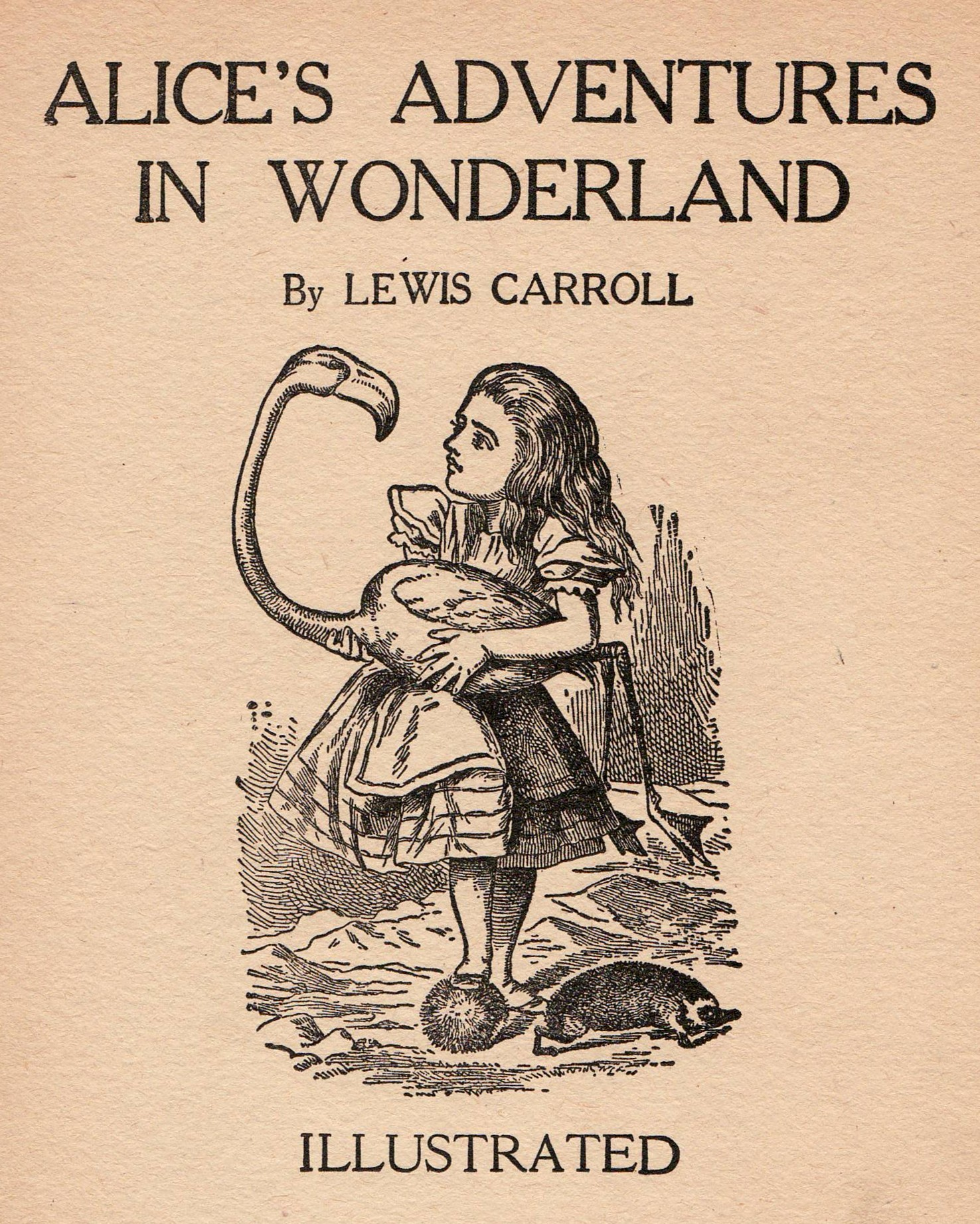 the portrayal of dead children in alices adventures in wonderland a novel by lewis carroll Lewis carroll wrote alice's adventures in wonderland and a follow up novel through the looking glass lewis was born on the 27th of january namely, alice's adventures in wonderland and through the looking glass are two classic works of children's literature that for over a century have.